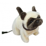 Baby Pug Switch Activated Toy