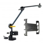 Adjustable iPad 9.7 Cradle w/ Latitude Super Clamp