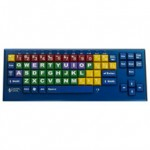 BigBlu KinderBoard Bluetooth Large-Key Keyboard