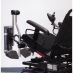 Folding Wheelchair Mount
