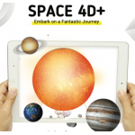 Space FlashCards 4D Augmented Reality