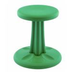 "Kids Kore Wobble Chair Green - 14""H"