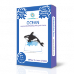 Ocean Cards 4D Augmented Reality