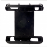 Adjustable iPad Cradle with Universal Mounting Plate