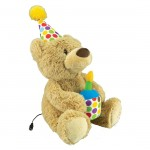 Happy Birthday Bear - Switch Adapted