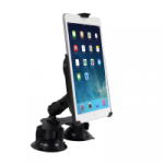Table Top Suction Mount with Adjustable iPad Cradle