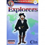 Find Out and Write About: Explorers (MAC/WIN)